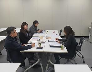 하노이 응엔짜이대학교 산업디자인학과 교육과정 개설 3차 자문회의 개최