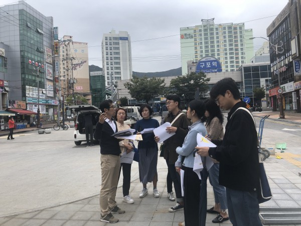 2019부산국제수제맥주마스터스챌린지 착수보고 및 현장 점검 관련이미지