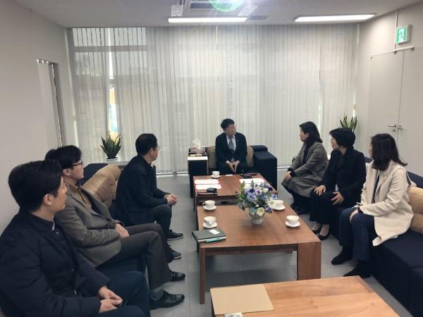 부산광역시 여성문화회관 업무협약(MOU) 체결 관련이미지